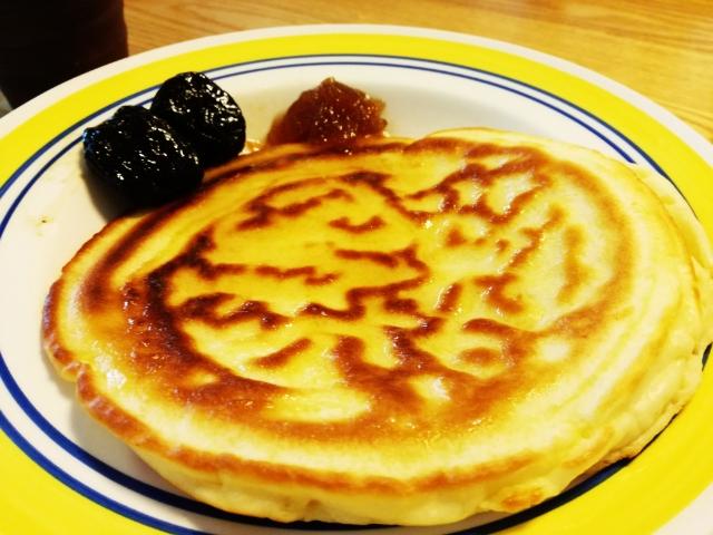 米粉で作るパンケーキ☆