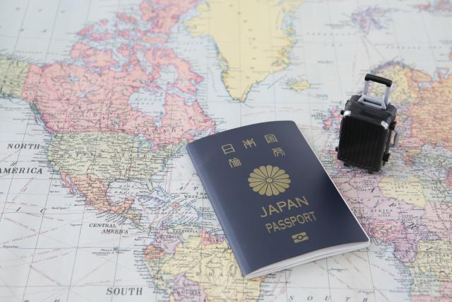 海外旅行。