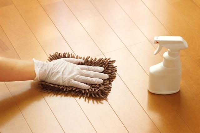 大掃除と身体。