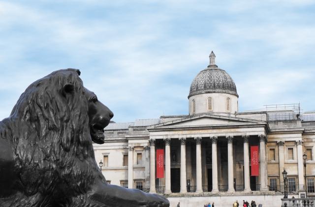 「ロンドン・ナショナル・ギャラリー展」